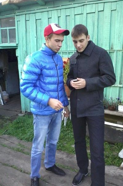 Серёга Лыков, 16 апреля , Шарыпово, id78327308