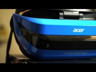 Доступный VR с высоким разрешением Windows Mixed Reality теперь со Steam VR.