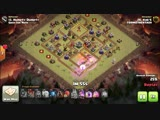 Nanka Clash-of-Clans NDL S4-W3 FMT vs Gros Sac Noir 10v10 РАЗНЫМИ ТАКТИКАМИ