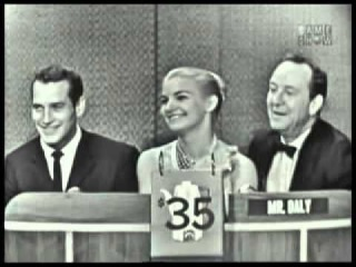 Whats My Line Joanne Woodward and Paul Newman (1959)