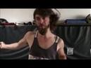 Talking Dead - Tom Payne's fight training