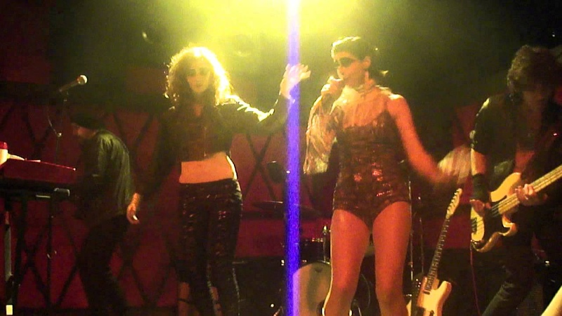 20.05.2011 - Trampoline (Live @ Rockwood Music Hall)