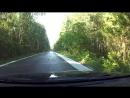 Новая дорога в сторону Серовского тракта и Ганиной Ямы