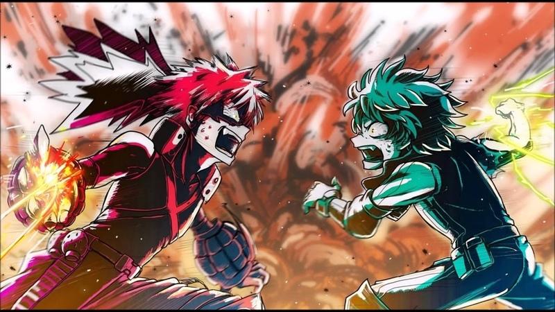 Boku no Hero Academia 「AMV」- Warrior Inside