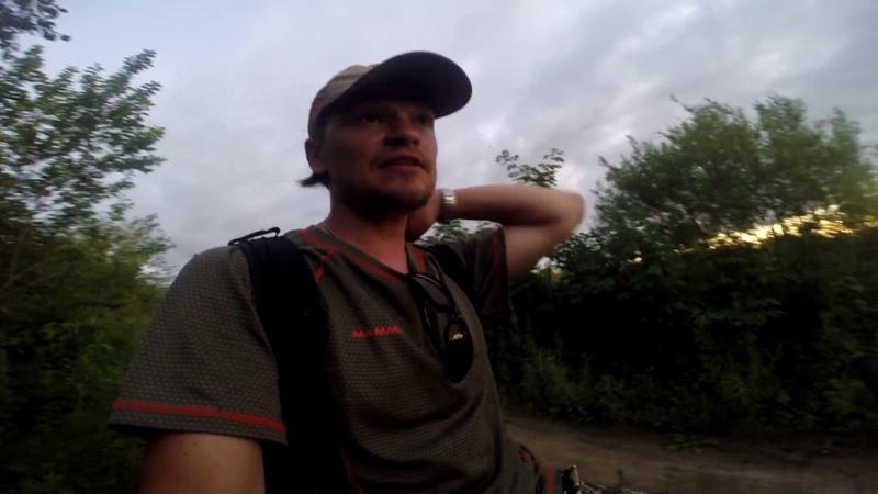 Разведка обстановки на велосипеде Без спиннинга Большая вода на Зее смотреть онлайн без регистрации