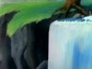 Приключения Мишек Гамми 4x06 Tummis Last Stand ~ The Crimson Avenger Strikes Again