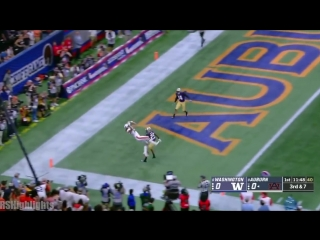 Best Catches of Week 1 2018-19 College Football Season