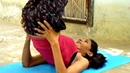 Best Yoga for a Better Blood Circulation - Stress Relieving Yoga Poses   Power Yoga for Beginners