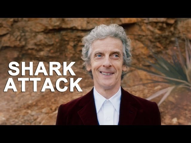Doctor Who | Shark Attack [HUMOR 10x01]