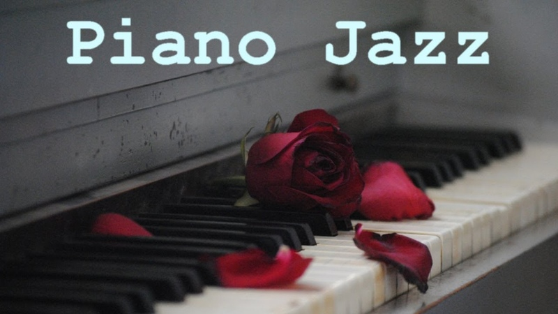 ▶️ ROMANTIC PIANO JAZZ - Smooth Relaxing Acoustic Music Instrumental Love Songs
