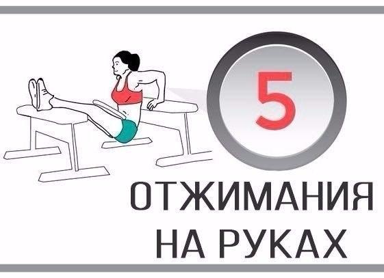 Убойнейшая жиросжигающая тренировка. Попробуй, разнообразь нагрузку!