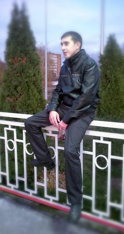 Антон Меньшиков, 24 февраля 1985, Санкт-Петербург, id30925016