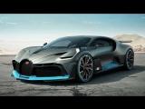 Bugatti Divo - World Premiere