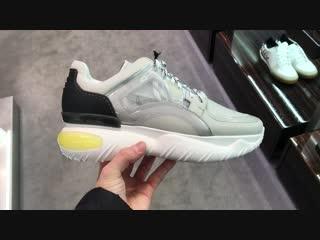 Fendi chunky sneaker