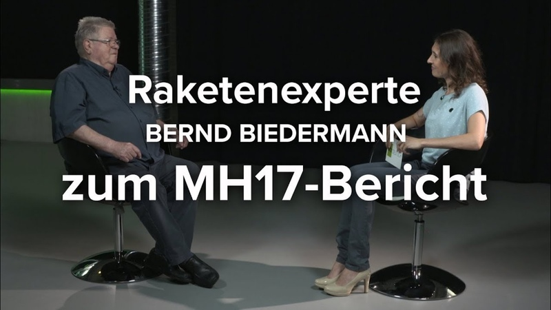 Bernd Biedermann zum MH17-Bericht: Die Beweise sind absurd!