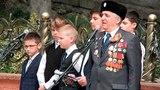 Симеиз 16 Апреля 2018 День освобождения большой Ялты от немецко фашистских захватчиков