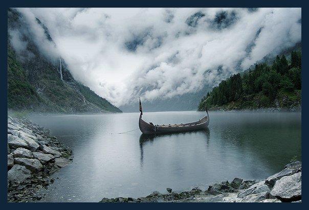 Арабы и викинги.