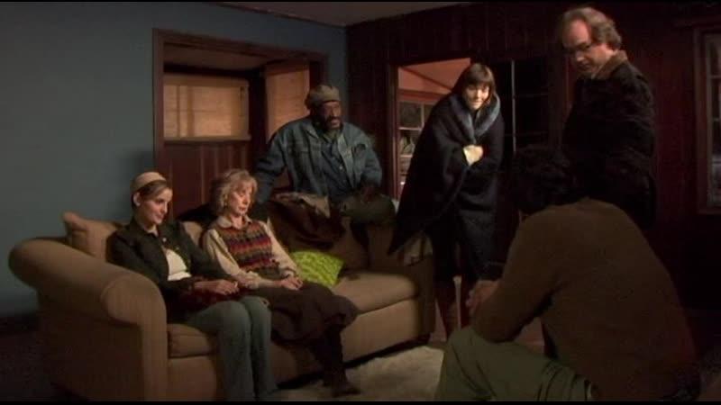 Человек с планеты Земля The Man from Earth Ричард Шенкман 2007 США фантастика драма DVDRip DVO Кубик в кубе