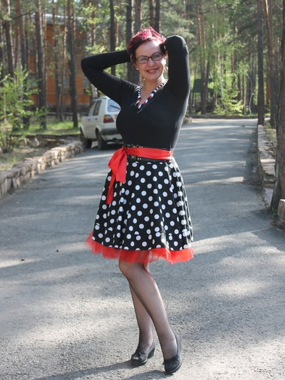 Наталья Браун, 23 июля , Красноярск, id3711891