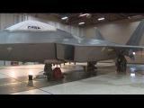 F-22 Раптор заехал в