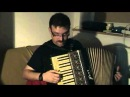 Cicha woda brzegi rwie Still waters run deep Polish folk music on accordion