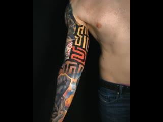 Тимур Румит, BLACKOUT Tattoo Collective