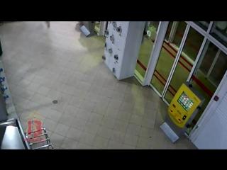 Разбойное нападение в Дивногорске