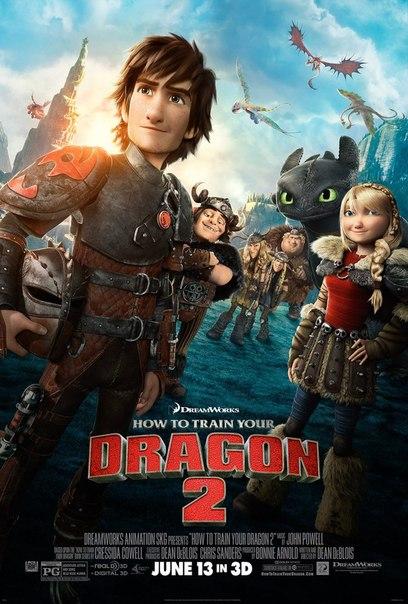Draktränaren 2 (2014)