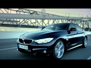 More to Admire - The First-Ever BMW 4 Series Gran Coupe