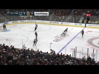 NHL PS 2018 San Jose Sharks vs Vegas Golden Knights 30/09/2018