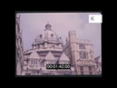 1960s Oxford University, Colleges, Students, HD