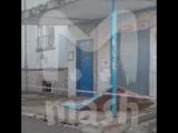 В Нижнем Новгороде женщину чуть не придавило стеной подъезда