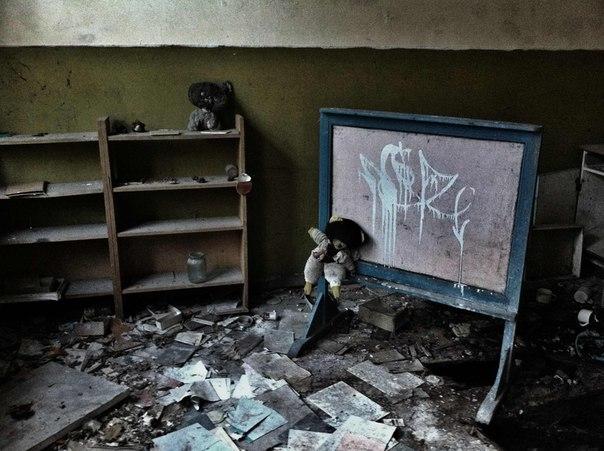 Копачи - поездка в Чернобыль 2012