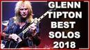 GLENN TIPTON TOP 10 Solos 2018