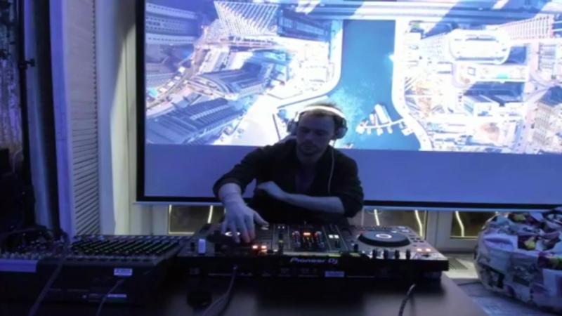 MSQRD - Live set @ Nice Loft (Moscow, 26.03.2018)