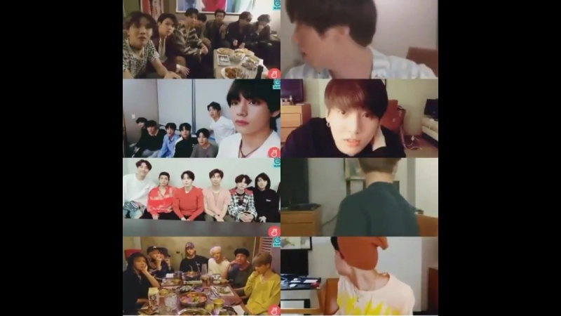 BTS screen freeze vs. ARMYs whos behind you choose your prankster @BTS_twt.mp4
