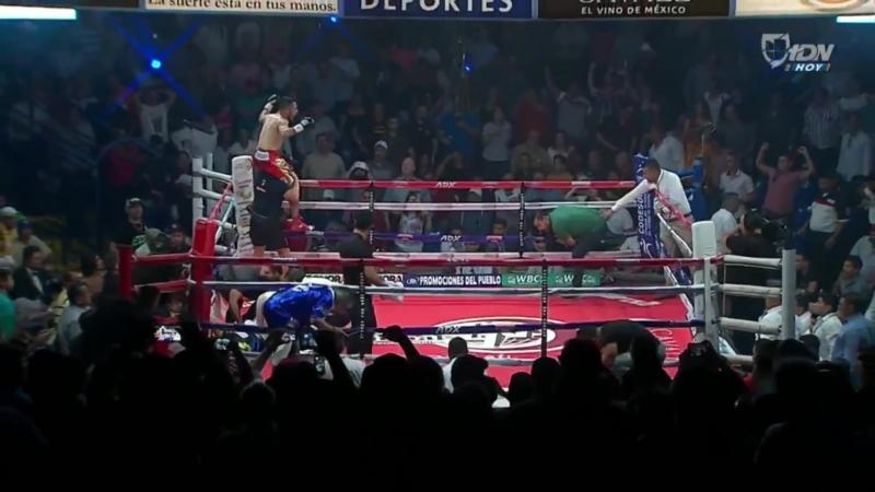 Эдуардо Нуньес vs Хосе Вега Очоа (Eduardo Nunez vs Jose Vega Ochoa) 01.09.2018