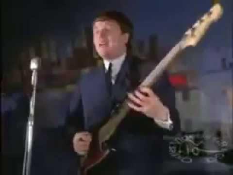 Swinging Blue Jeans - Hippy Hippy Shake (1963)