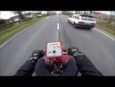 100 км/ч на электроскутере. Скутеры для инвалидов. Mobility scooter.