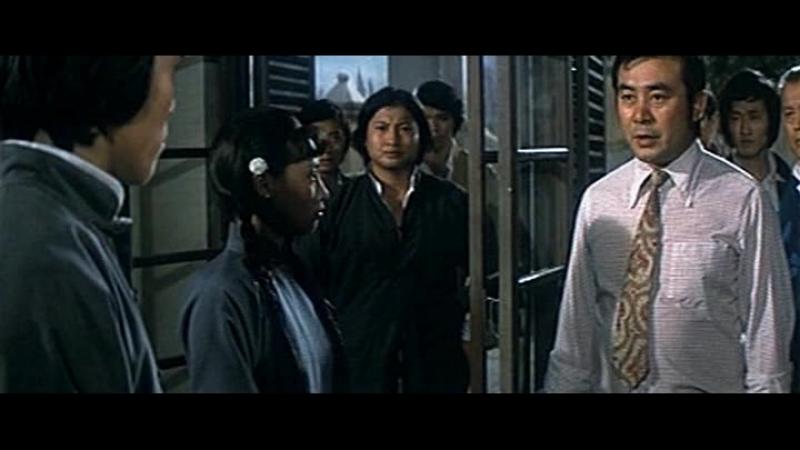 1974 - Турнир / Zhong tai quan tan sheng si zhan