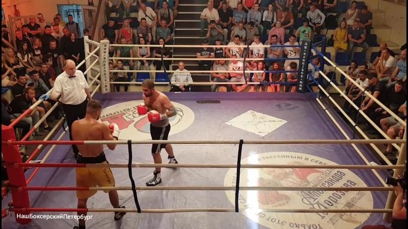 Евгений Терентьев vs Карен Аветисян, 69.9кг