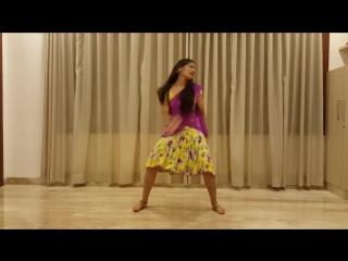 Daaru peeke dance by srujana doddamane  - indian girl dance video