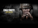 СТРИМ по Call of Duty: WWII - Берега Нормандии, Взрывы и Драма!