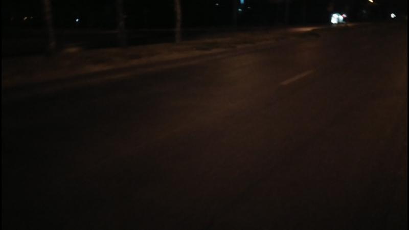 Ночная (1:30) вело-пеше-беговая прогулка