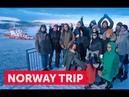 Норвежский трип Краснознаменной Дивизии Имени Моей Бабушки