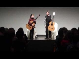 Rondò in Sol magg Op. 34 - Ferdinando Carulli - Elias e Anaïs