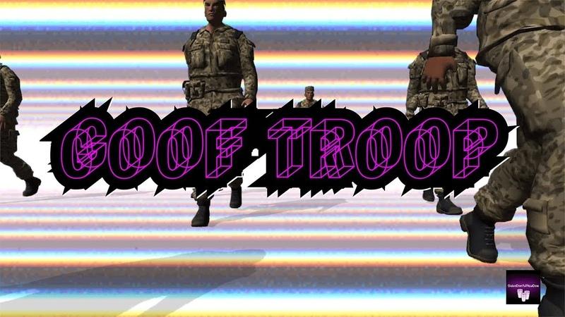 Major Zoe Goof Troop