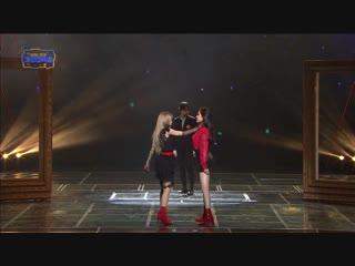 181228 sunmi, seulgi (red velvet), daehwi (wanna one) - heroine @ kbs gayo daechukje