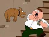Питер спускается в подвал