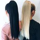 Давайте устроим батл между блондинками и брюнетками